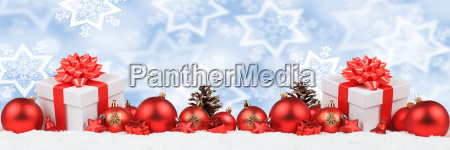 christmas gifts christmas gifts banner decoration