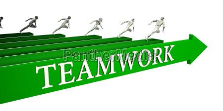 teamwork moeglichkeiten