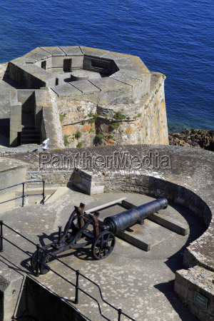 castle cornet st peter port guernsey