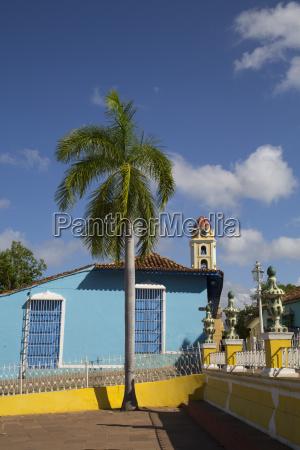 blau fahrt reisen architektonisch kirche farbe