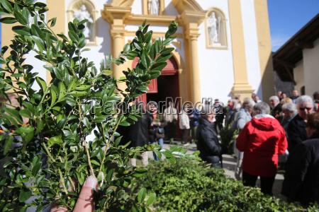 palm sunday mass saint nicolas de