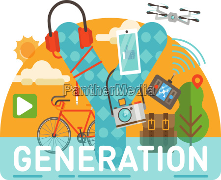 themen titel der generation y szene