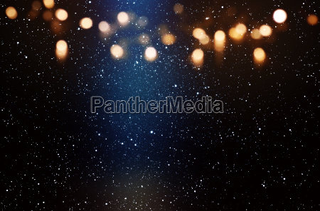abstract background with blue light beam