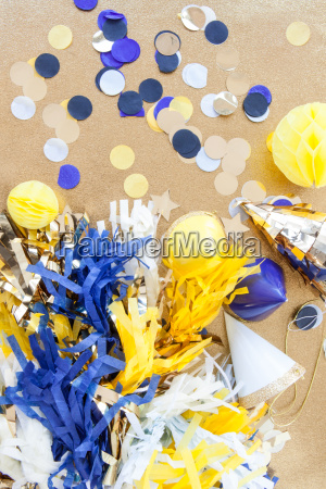 colorful decoration for a party