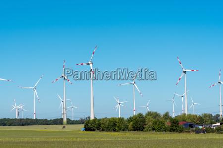 windkraftanlagen im laendlichen deutschland