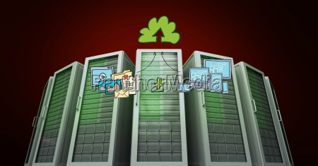 database server systems with cloud computing