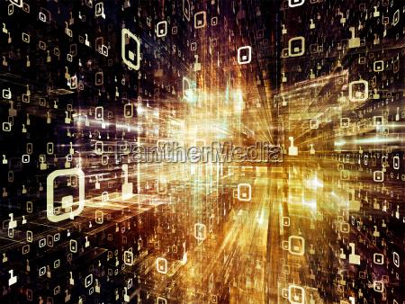 dreaming of digital world
