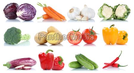 vegetable potatoes carrots tomatoes paprika broccoli