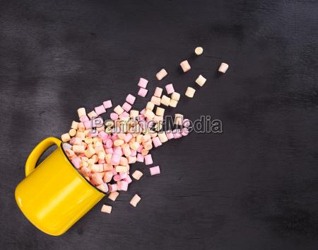 eibisch, hintergrund, bunt, süßigkeiten, pastell, lebensmittel, süß, zucker, rosa, lecker, lecker, nachtisch, flauschig, weiß, essen, snack, weich, ungesund, zuckerhaltig - 23212225