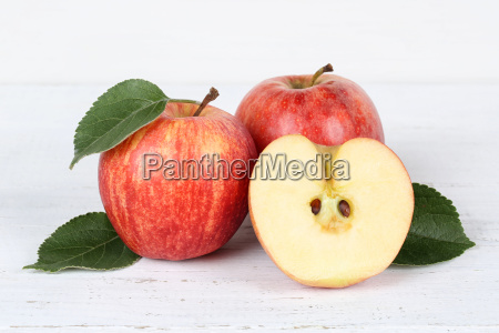 apples apple red cut fruits fruit