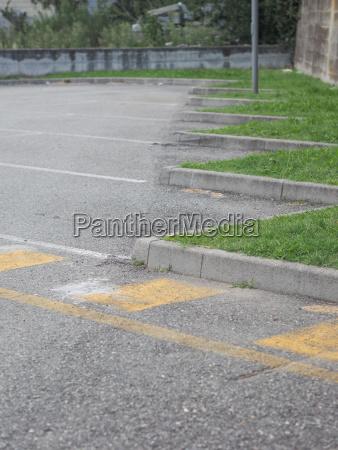 parkplatz spur