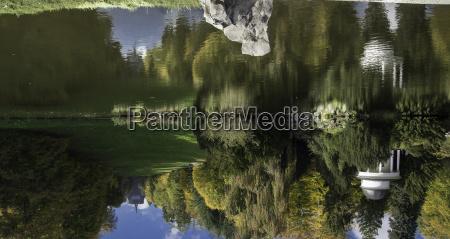 der bergpark in kassel in nordhessen