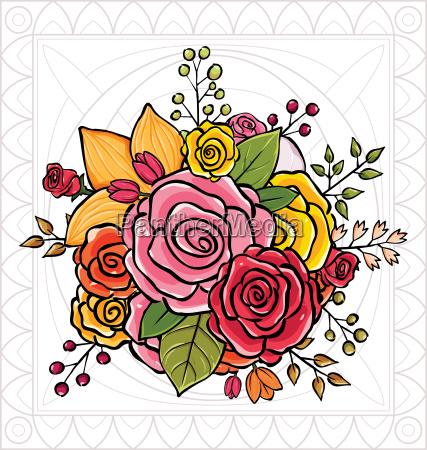 blume pflanze gewaechs rose romantisch hochzeit