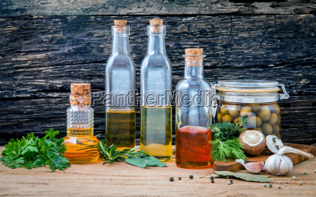 different sorts of cooking oil olive