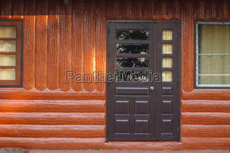 window and door background