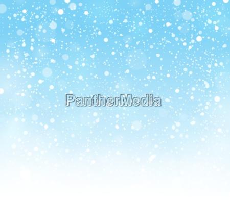abstrakter schnee thema hintergrund 1