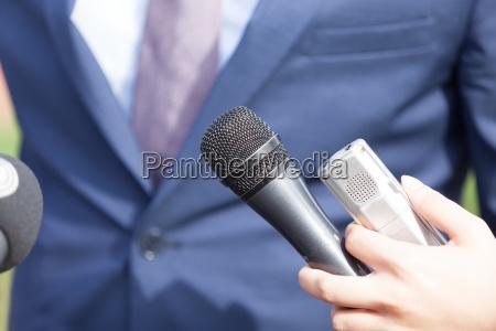 medieninterview