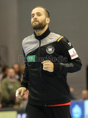 handballer silvio heinevetter dhb fuechse berlin