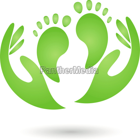feet and hands logo foot care