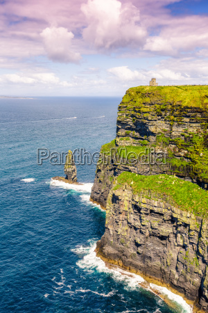 cliffs of moher klippen irland reise