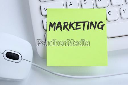 marketing werbung firma buero erfolg business