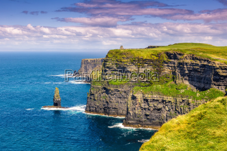 cliffs of moher klippen irland reise