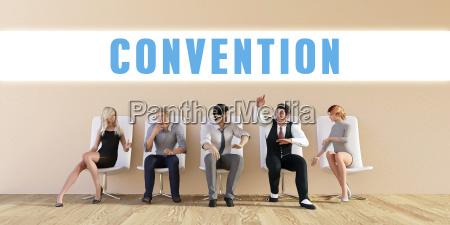geschaeftskonvention
