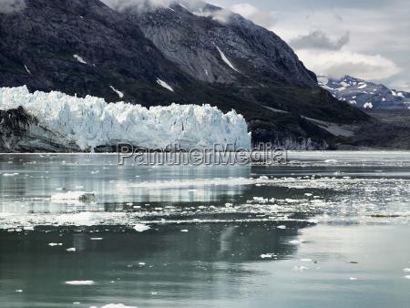 margerie glacier in glacier bay national