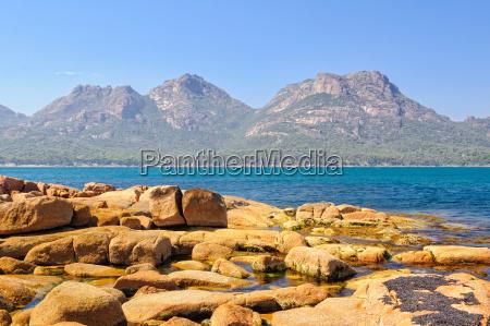 blau nationalpark sommer sommerlich australien fuenfter