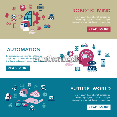 digital vector artificial intelligence and electronic