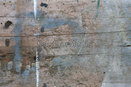 old shabby wooden surface