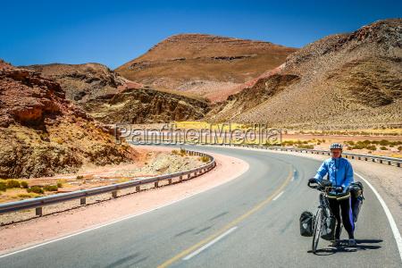 cycling through argentina