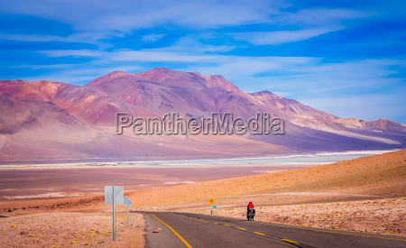 on the road to altiplano