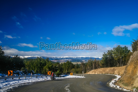 cycling in new zealand in winter