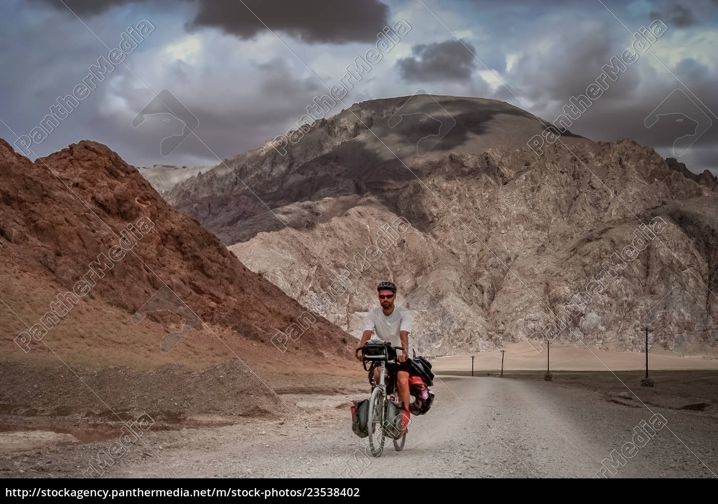 radtour, in, tibet - 23538402