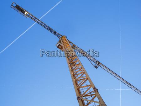 tower crane grafic