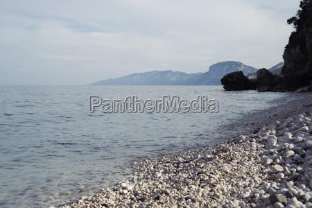 landscape of cali fuili located in