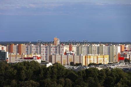slovakia bratislava apartment towers