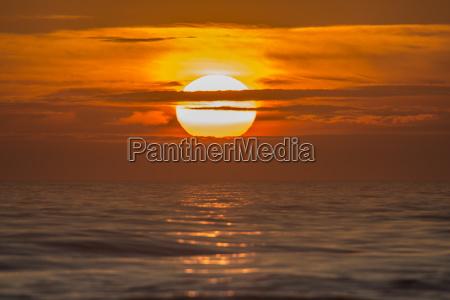 fahrt reisen horizont sonnenuntergang romantisch wolke