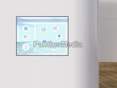 fernsteuerung kommunikation illustration verbindung anschluss konnektivitaet
