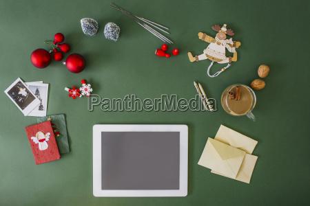 schreiben von weihnachtskarten