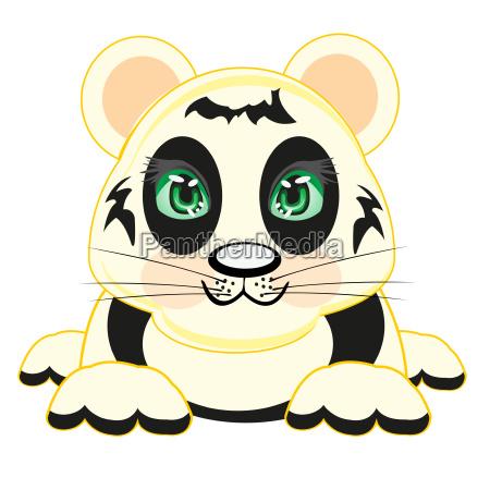 baer dschungel panda spannend aufregend cartoon