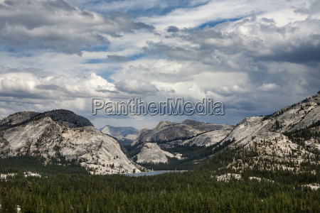tenya lake from olmstead point yosemite