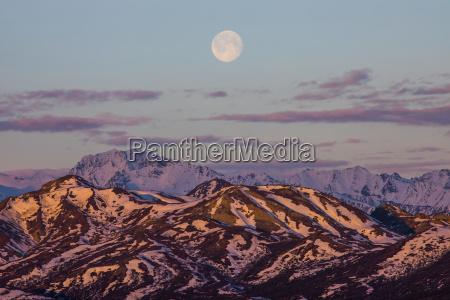 farbe berge nationalpark tourismus wolke sonnenaufgang