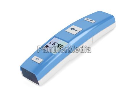 beruehrungsloses infrarot thermometer