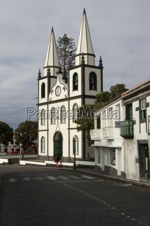 church in madalena do pico pico