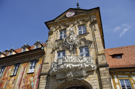 bamberg old town hall upper franconia