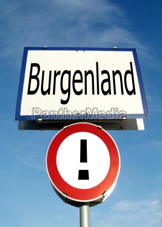 ortstafel burgenland