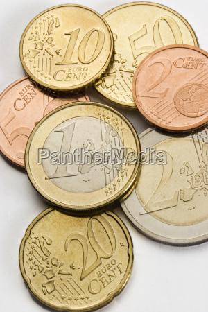 euro euromunzen