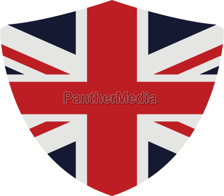 sinnbild grafik illustration england fahne flagge
